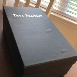 Brand new True religion Shoes